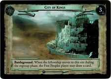 LotR TCG UNRELEASED Promo FOIL 0D10 - City of Kings