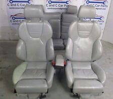 Audi S3 8L (96-03) Recaro Grey Leather seats / interior door cards +  arm rest