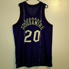 RARE 100% Authentic Damon Stoudamire Nike Raptors Jersey Size 48 xL very nice