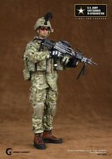 U.S ARMY SAW GUNNER IN AFGANISTAN  1/6 Action Figure --NEW-- **US  SELLER**