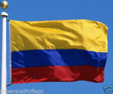 Colombia Colombian Flag 3X5 ft with brass grommets new