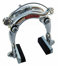 Dia-Compe old school BMX reissue 750 center pull bicycle brake caliper SILVER
