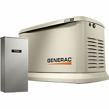 Generac Guardian Air-Cooled Home Standby Generator  22kW (LP)/19.5kW (NG) #7043