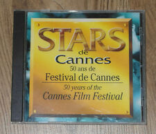 STARS DE CANNES - 50 Years of the Cannes Film Festival - Interactive CD-ROM