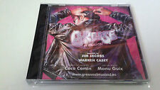 "ORIGINAL SOUNDTRACK ""GREASE EL MUSICAL"" CD 19 TRACKS MANU GUIX BSO OST"