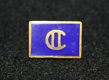 WWII 2nd DIVISION OFFICER Canadian Army Lapel Pin Badge
