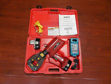 Burndy Patriot PAT81KFT - 18V Hydraulic Crimper Battery Powered