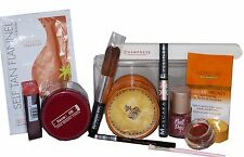 12pc Rose Gold & Bronze Makeup Giftset, inc Cover Girl, Sleek, Loreal & Champney