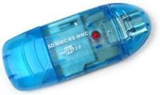USB Stick Kartenlesegerät für SD/SDHC SDXC Speicherkarten bis zu 200GB