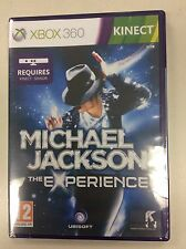 NEW SEALED ~ Michael Jackson: The Experience ~ Xbox 360 Kinect