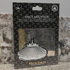 Disney Parks Metal Earth 3D Model Kit - Space Mountain Tomorrowland