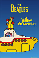 ~~ THE BEATLES ~ THE YELLOW SUBMARINE  24X36 POSTER ~~