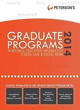 Graduate Programs in Business, Education, Information Studies, Law & Social Work