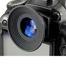 NEW 1.08x - 1.60x zoom viewfinder eyepiece magnifier for Canon Nikon Fujifilm UK