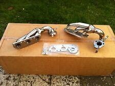Fächerkrümmer Krümmer Turbokrümmer AUDI A6 S4 B5 NEU V6 Bi-Turbo 2,7 1997-2002