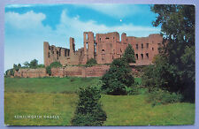 CPA Postcard - UK - Kenilworth castle