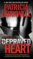 Kay Scarpetta: Depraved Heart No. 23 by Patricia Cornwell (2016, Paperback)