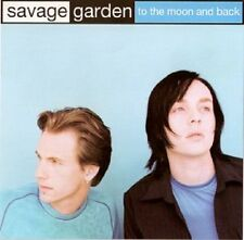 To the Moon & Back [Single] by Savage Garden (CD, Jul-1997, Columbia (USA))