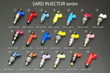 GENUINE SARD INJECTOR 800cc x 6 FOR Supra JZA80 (2JZ-GTE) 63564 x 6