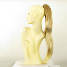 Hairpiece ponytail long 27.56 light blond blond copper wick clear 5/27t613 peruk