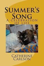 Summer's Song by Catherine Carlson (2013, Paperback, Large Type)