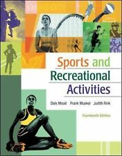Sports and Recreational Activities, Rink, Judith E, Musker, Frank F, Mood, Dale