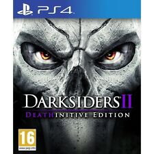 DARKSIDERS II 2 deathinitive Edition ps4 GIOCO NUOVO di zecca