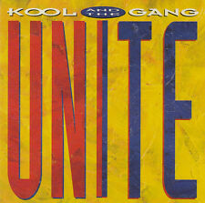 Kool And The Gang Unite / JRS Records CD 1992  JRSCD 1002