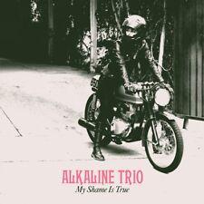 ALKALINE TRIO My Shame Is True VINYL LP BRAND NEW Plus Free CD Of Entire Album