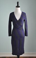 PLENTY BY TRACY REESE Anthropologie $178 Stretch Mesh Lined Dress Size Medium