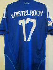 Real Madrid 2008-2009 Away v Nistelrooy Football Shirt Extra Large Adult /39519