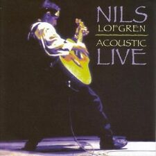 Acoustic Live by Nils Lofgren (CD, Jun-2010, Wienerworld)