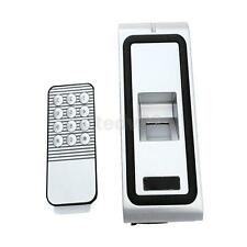 Outdoor IP65 Waterproof Fingerprint Access Control with Remote Control