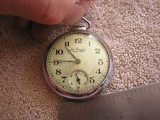 Vintage St. Regis Pocket Watch