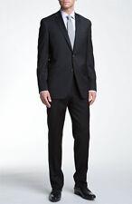 New Ted Baker London Endurance 'Jones' Trim Fit Black Wool Suit 36S $795