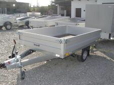 NEU 1200kg Pkw Anhänger Überlader Hochlader 2,55 x 1,5m nicht gebraucht stabil