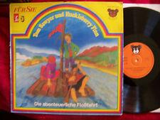 Tom Sawyer und Huckleberry Finn 5 - Die abenteuerliche Floßfahrt   Für Sie LP
