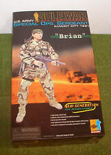 DRAGON 1/6 MODERN US BRIAN SPECIAL OPS SERGENANT KUWAIT CITY 1991 GULF WAR 10TH