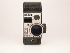 Eumig S3 Zoom 8mm camera, 1963.