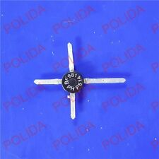 10PCS MOSFET Transistor PHILIPS TO-50 ( SOT-122 ) BF981
