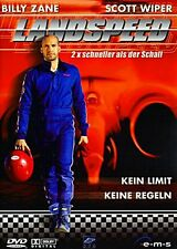Landspeed ( Actionfilm ) mit Billy Zane, Ray Wise, Pamela Gidley, Val Lauren