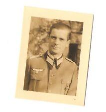 Deutsches Reich 2. Weltkrieg Foto Soldat Heer mit Orden [109]