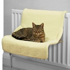 Rosewood Pet Luxury Quality 2 in 1 Cat Bed Radiator Floor Standing Warm Comfort