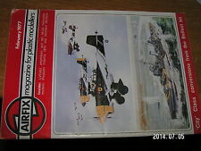 Airfix Magazine for Modellers February 1977 Operation Market  LVT A1 HMS Belfast
