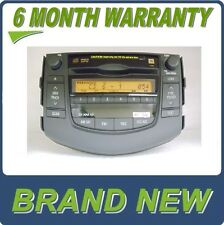 NEW 2010 2011 TOYOTA Rav4 Radio Stereo 6 Disc Changer MP3 CD Player A51881 XM