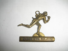 Vintage green mountain relays running  Jostens medal