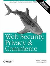 Web Security, Privacy and Commerce by Gene Spafford and Simson Garfinkel...