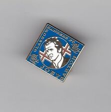 "Rangers "" Joey Barton "" - lapel badge"
