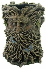 Treebeard Greenman Pen and Pencil Holder (3116) NEW 6 Inches High