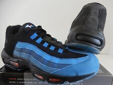 "NIKE AIR MAX 95 LJ QS ""LEBRON JAMES"" COASTAL CT BLUE SZ 8 [822829-444]"